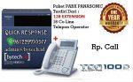 paket-pabx-panasonic-128-Extension-harga-terbaik-di-Bandung